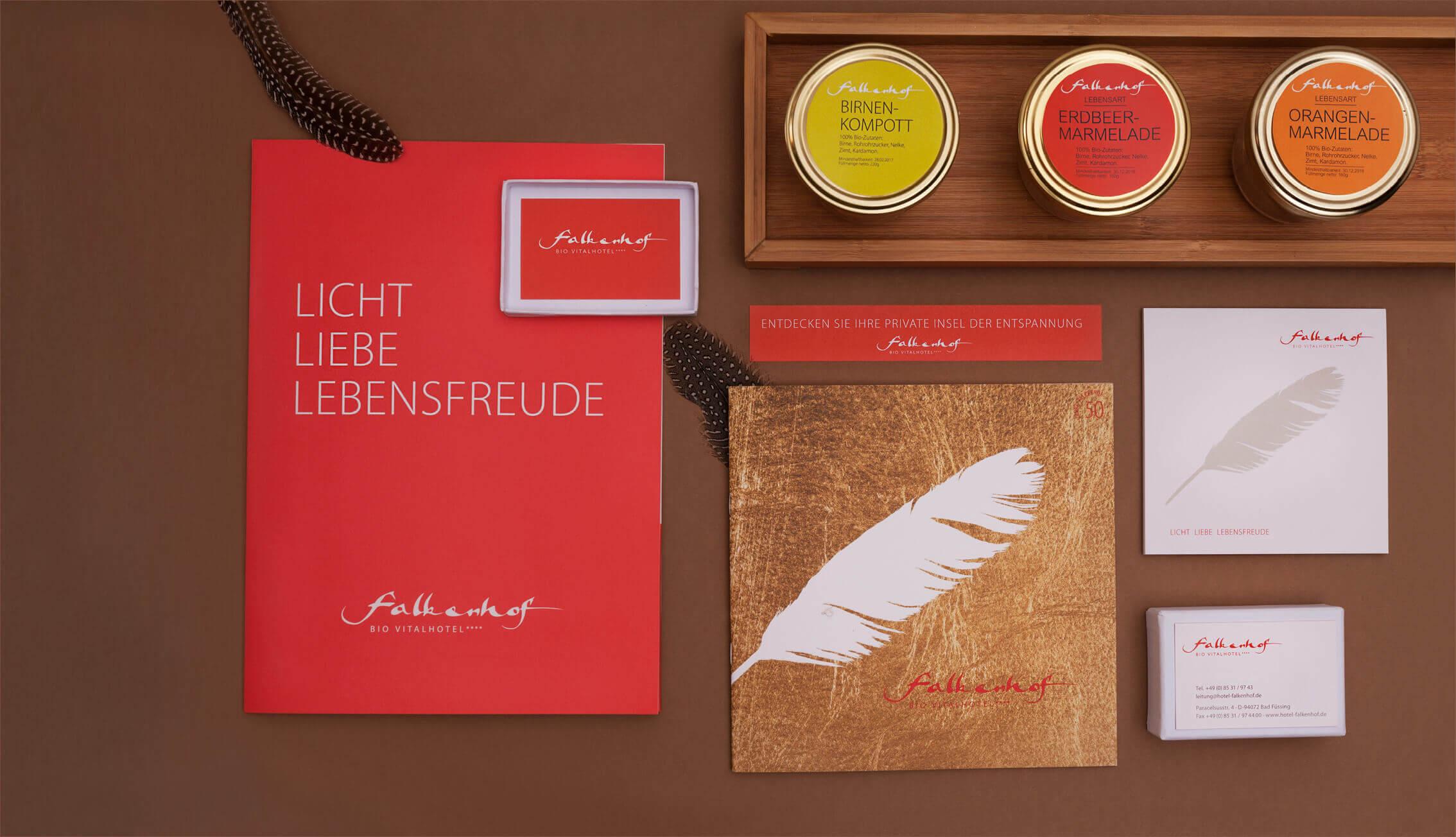 Falkenhof Bio Vitalhotel*** - Produktübersicht