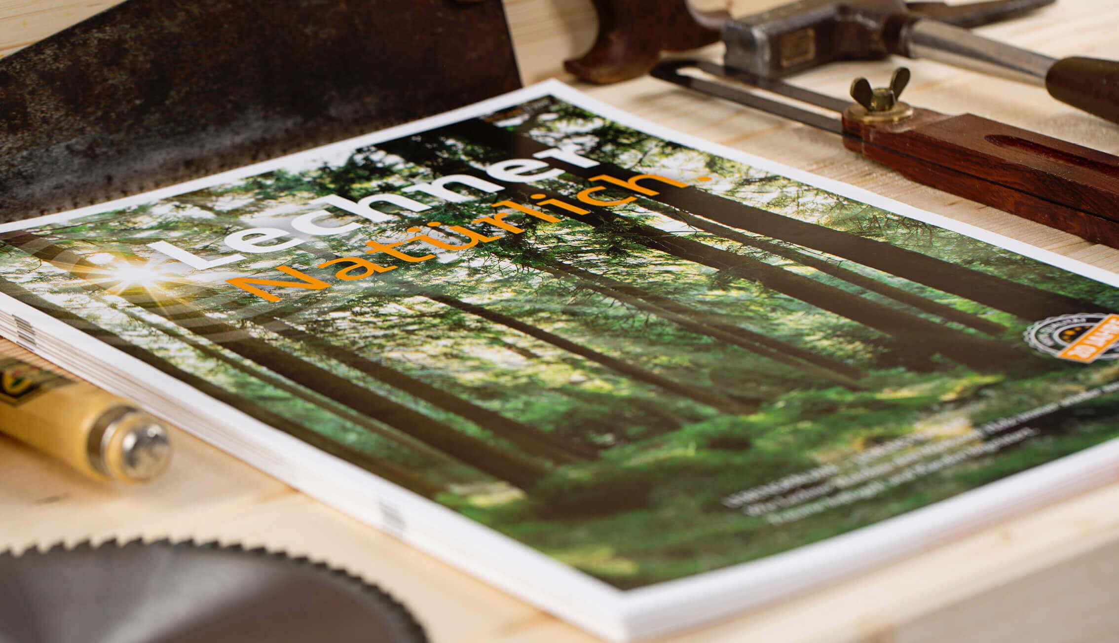 Lechner - Broschüre