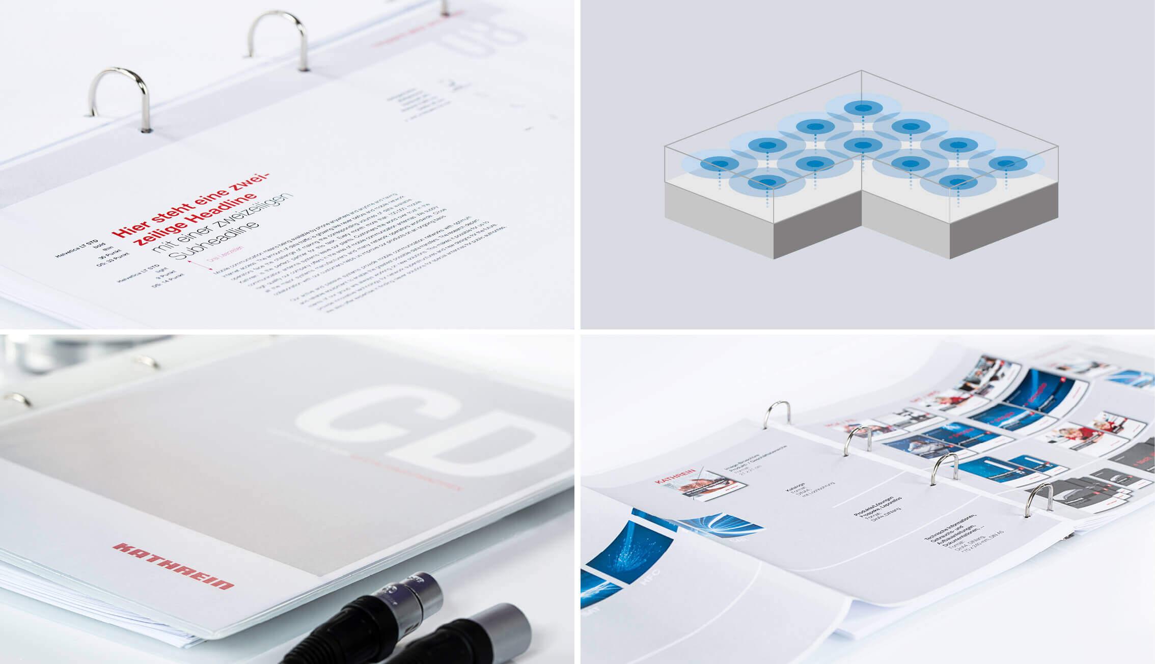 Kathrein - Corporate Design - Übersicht