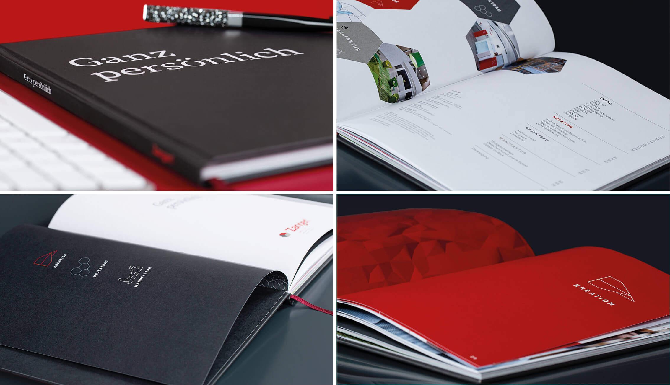 Zangerl - Buchportfolio