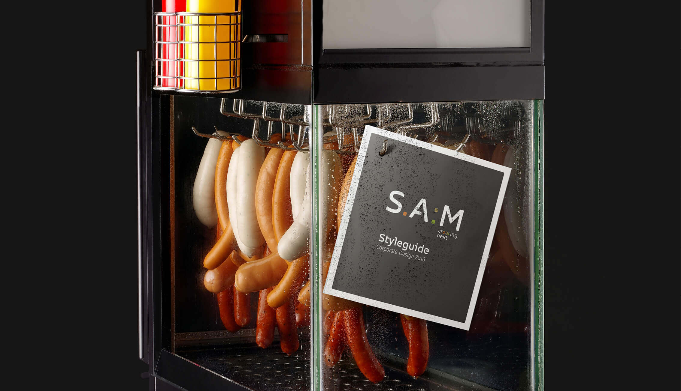 S.A.M. - Intro - Würstchen