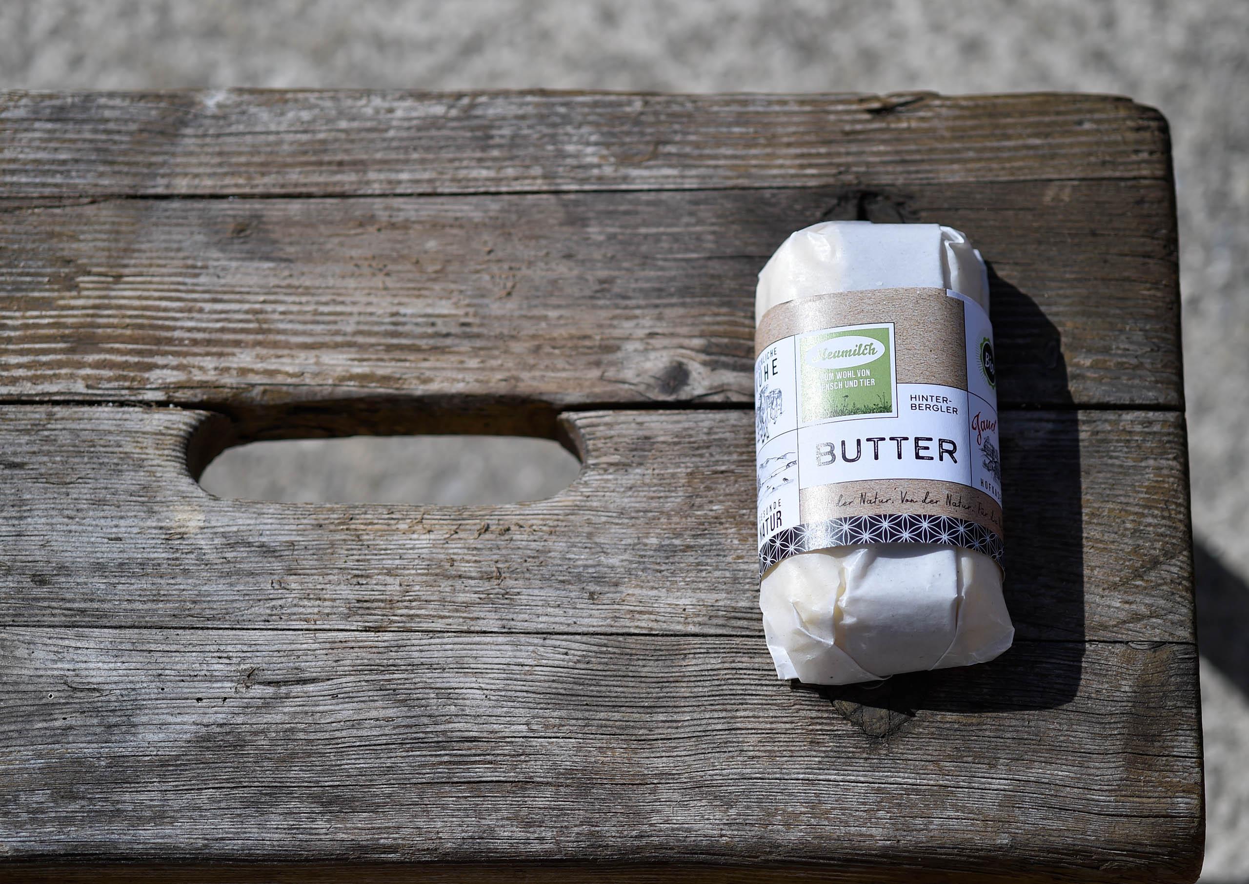 Jaud Hofkäserei - Butter