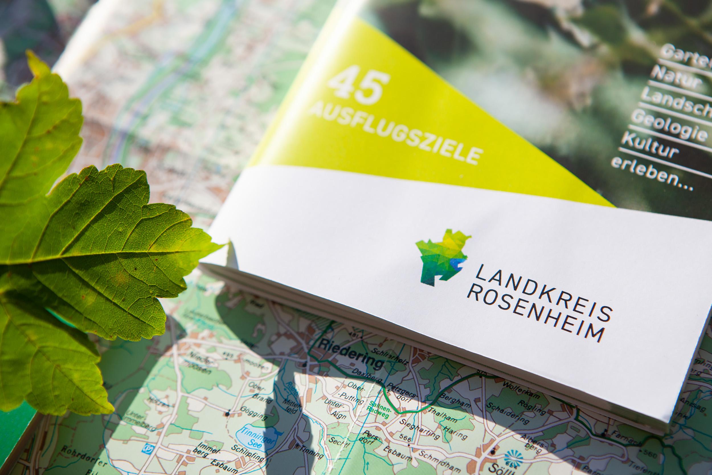 Landratsamt Rosenheim - Broschüre