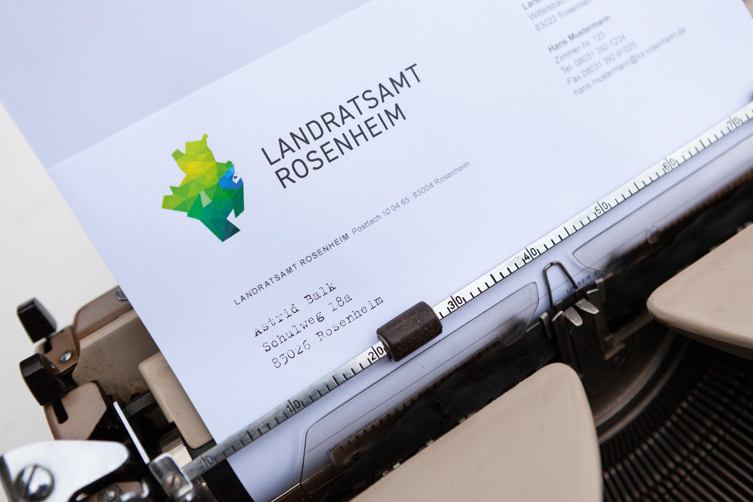 Landratsamt Rosenheim - Dokumentenvorlagen