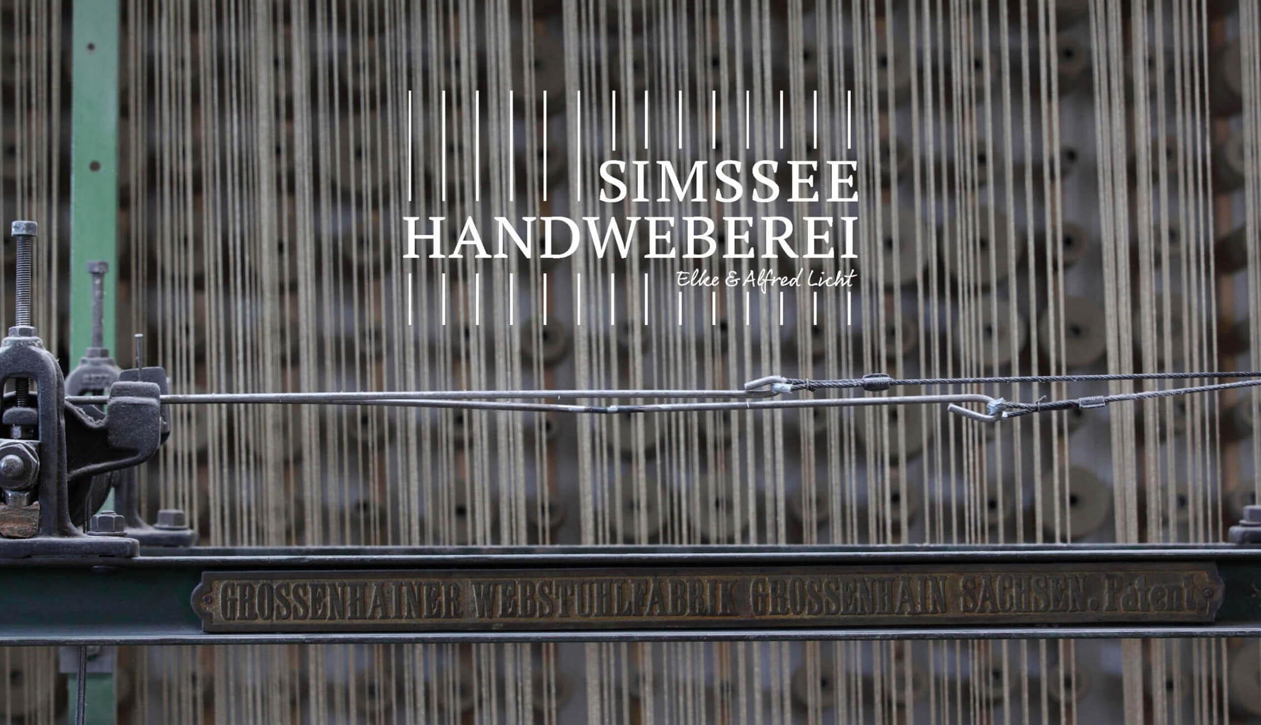 Simssee Handweberei