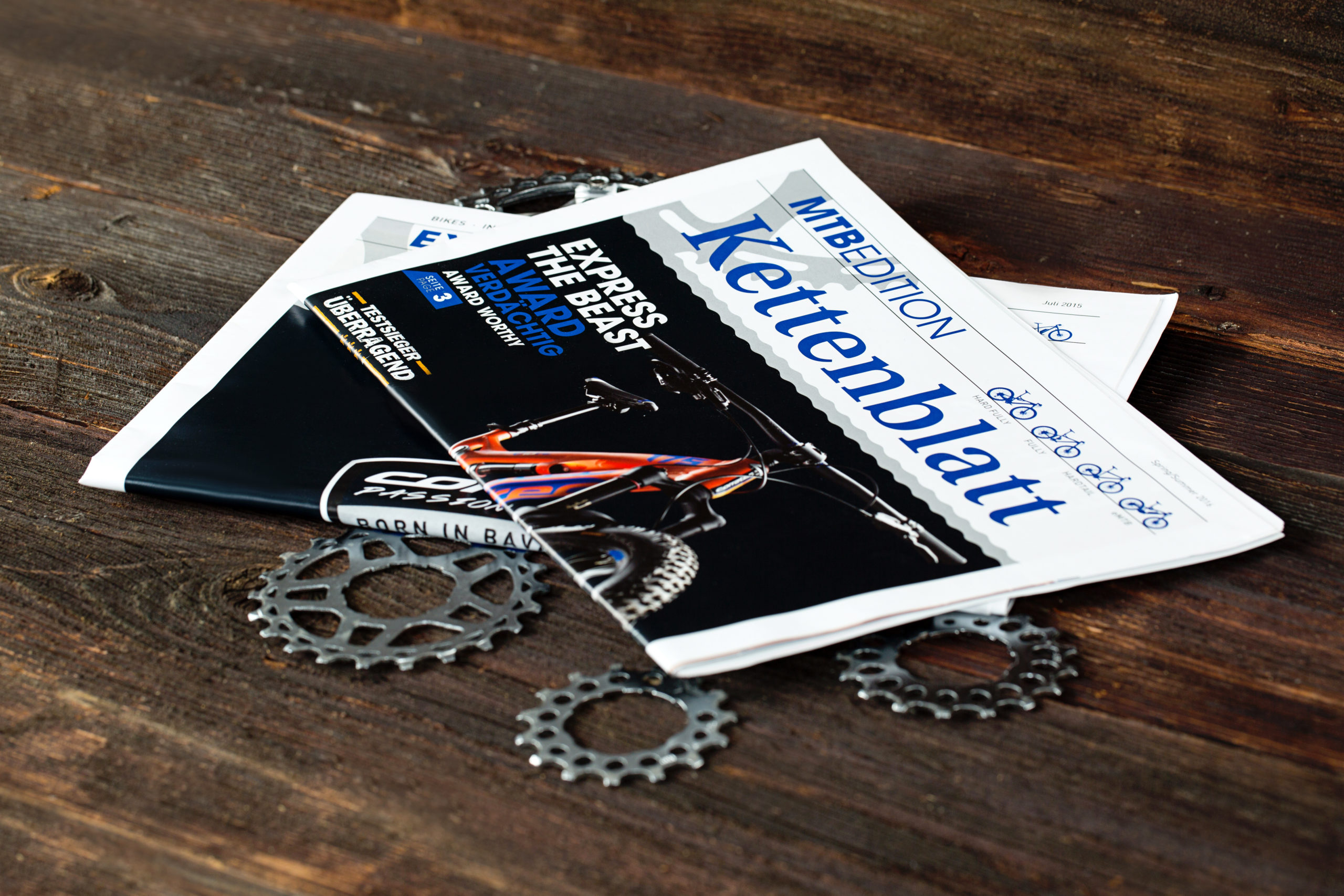 Corratec - Zeitung