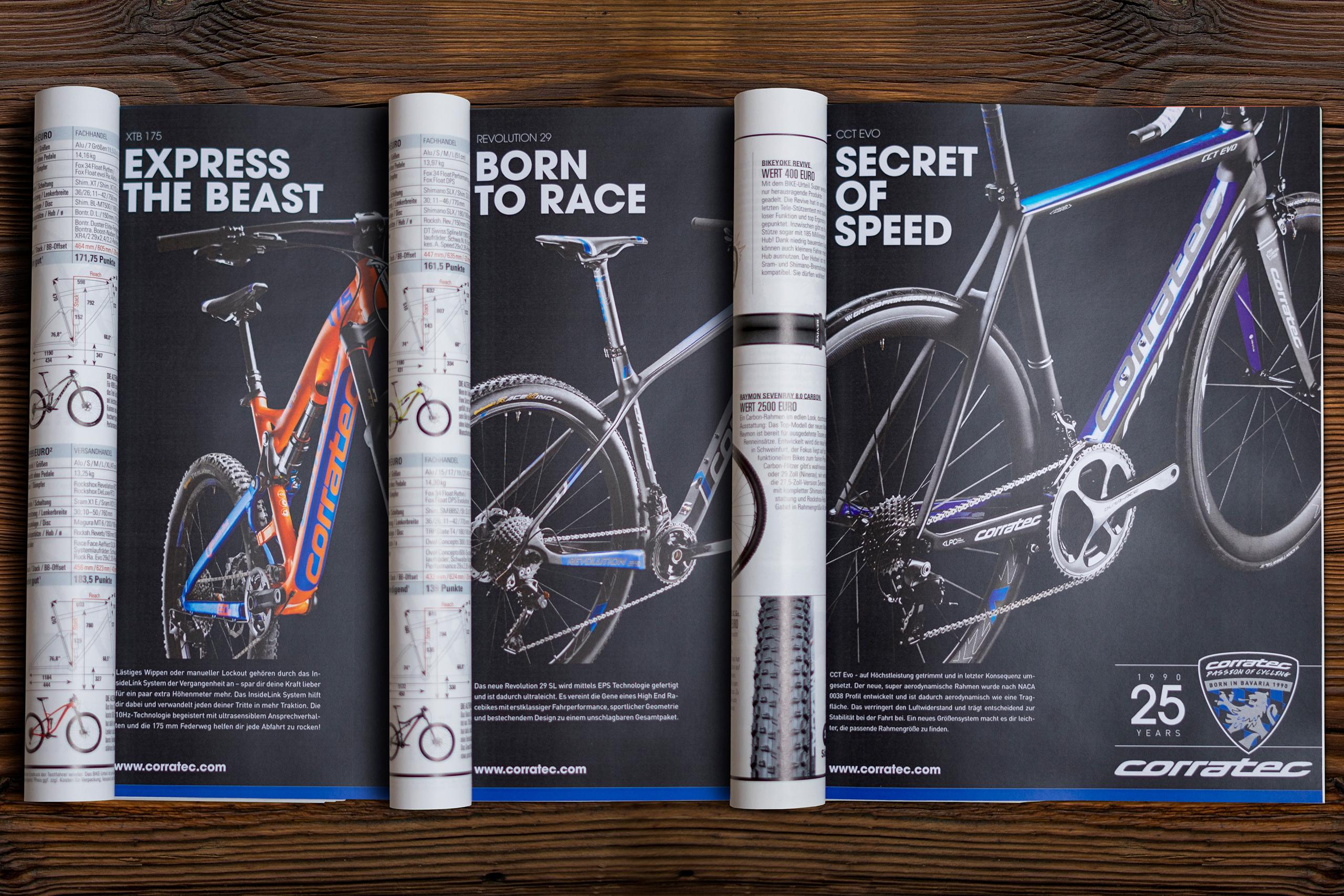 Corratec - Magazine