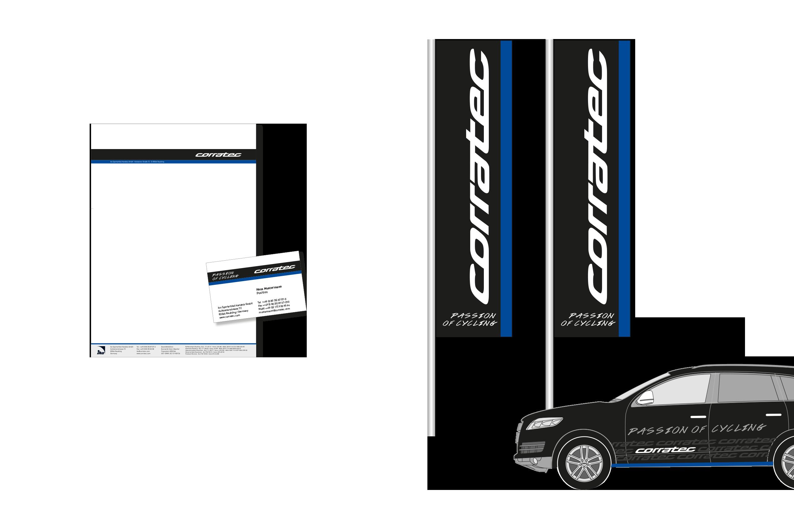 corratec - Designs