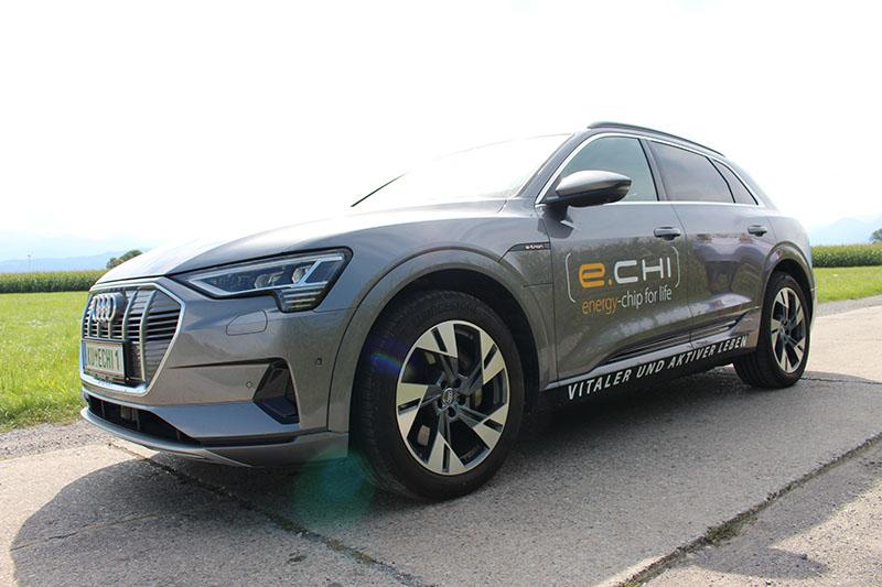 e-chi - Audi e-tron